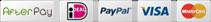 Ook achterafbetalen is mogelijk via Afterpay