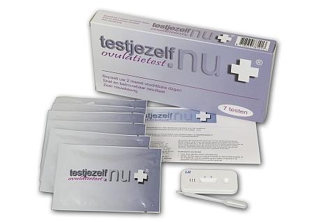 Ovulatietesten Testjezelf.nu® - best verkochte online ovulatietesten sinds 7 jaar