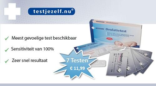 Testjezelf Ovulatietest